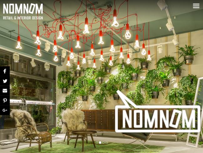 NOMNOM Retail & Interior Design