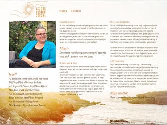 Life coach Bianca Schaalma-Nienhuis, Winsum
